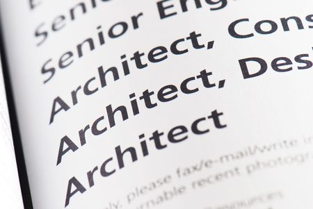 career fair: Occupation - Architecture 3