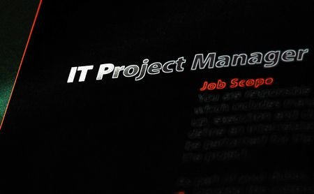 java script: Occupation - IT Project Manager 3