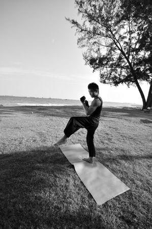 Kick Boxer photo