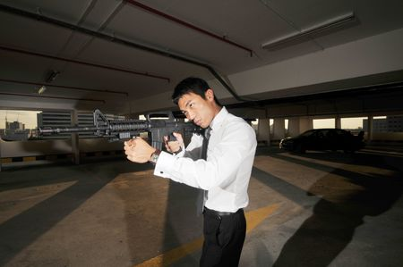 triad: Agent Killer 20