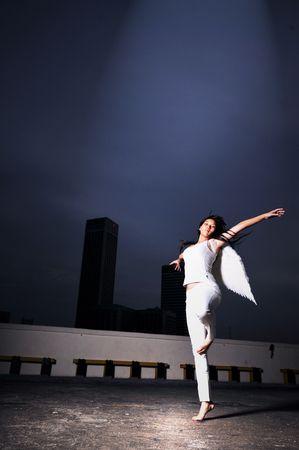 descending: Descending Angel