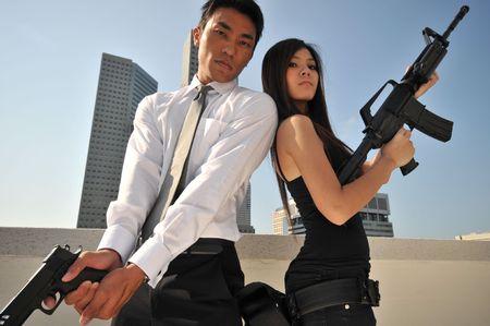 Agent/Killer 9 photo