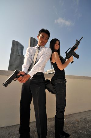 Agent/Killer 8 photo