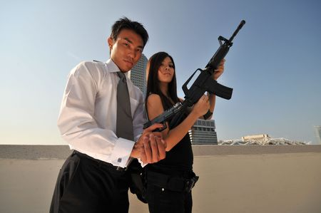 Agent/Killer 7 photo