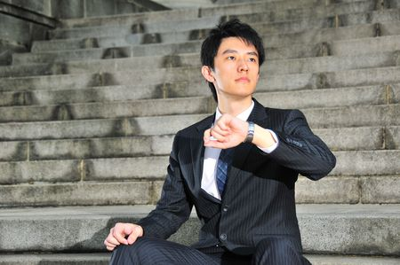 Business Man 4 photo