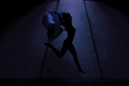 baile moderno: Danza moderna subterr�neo