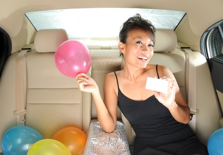Party On The Go Stock Photo - 4540932