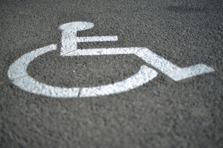 recluse: Useful to show handicape signs