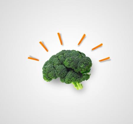 Brainy Sparks mit Brocolli