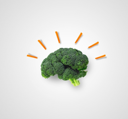 Brainy Sparks with Brocolli