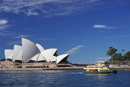 opera house: Tourist attraction at Sydney Opera House