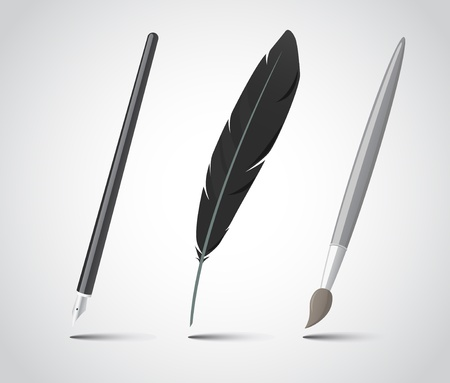 Set of writing tools
