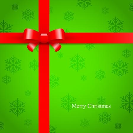 クリスマスのベクトルの背景