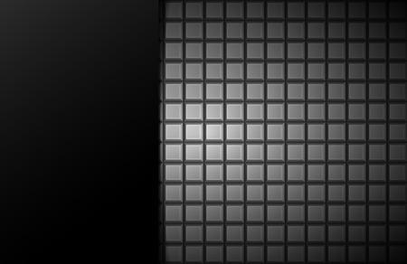 金属のベクトルの背景  イラスト・ベクター素材