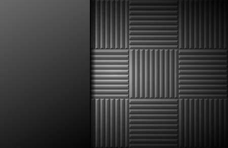 metal grid: vector metal background