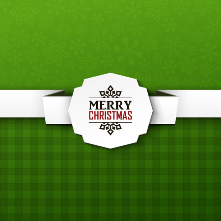 Bright vector christmas background