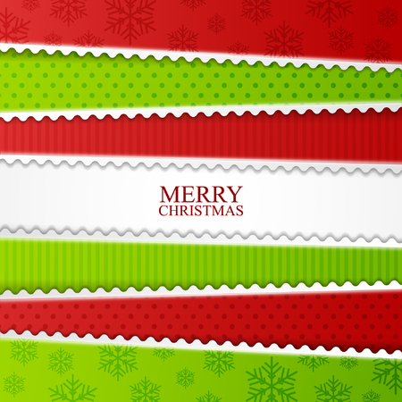 background color: Christmas card