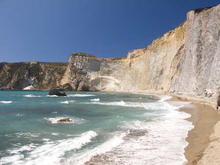 Chiaia di Luna Beach - Ponza, Italy