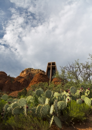 Chapel of the Holy Cross in Sedona  Exterior  photo