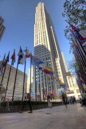 GE Building, Rockefeller Center, New York City