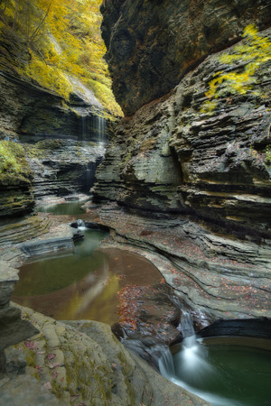 The Gorges at Watkins Glen State Park in New York