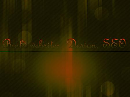 seo: abstract behang grafische kunst beeld, de winter donker oranje met bruin en zwart (Design, websites, SEO)