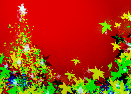 disbelief: New Year, holidays and Christmas Background