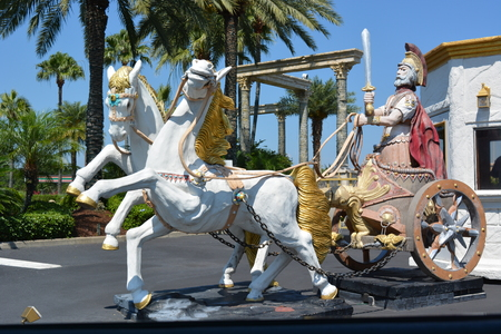 the holy land: The Holy Land experience in Orlando