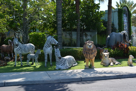 the holy land: Noahs Ark - The Holy Land experience
