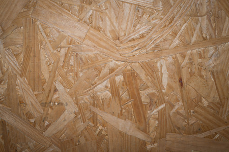 osb: Hardboard background of texture. osb, wood, fiberboard
