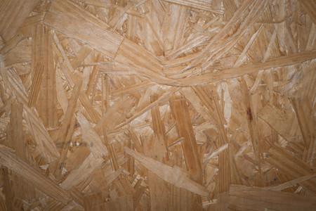 hardboard: Hardboard background of texture. osb, wood, fiberboard