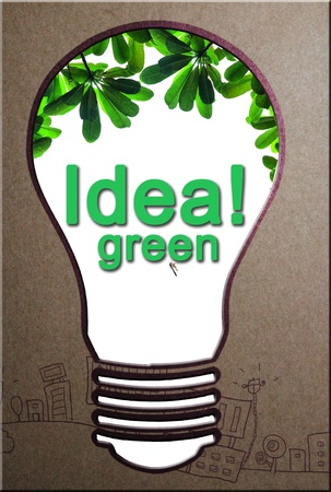 idea green  photo