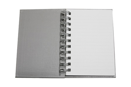 paper notebook Stock Photo - 13153764