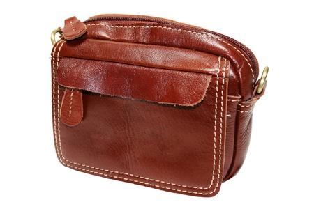saddlebag: Brown Shoulder bag