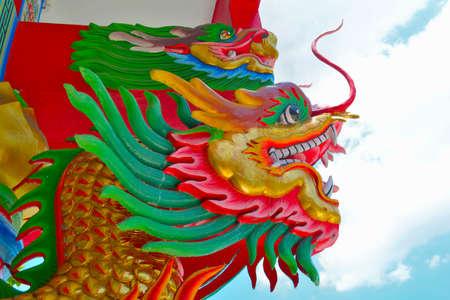 skie: chinese dragon