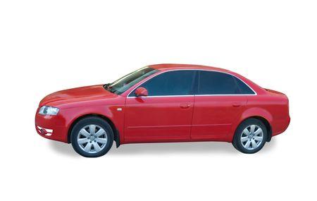 sportster: new red family car