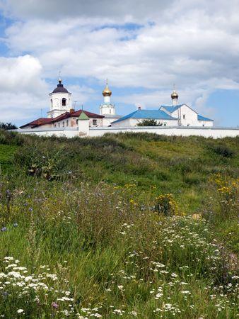 vasiliev: Vasiliev monastery in Suzdal (Russia) in summer