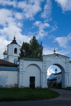 vasiliev: Vasiliev monastery in Suzdal
