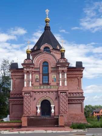 ortodox: Ortodox church in Suzdal