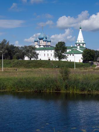 ortodox: Ortodox church at Suzdal in summer. Russia