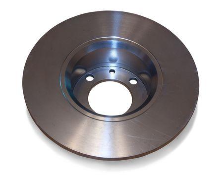 Auto circular plate. photo