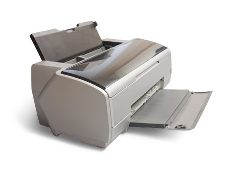 inkjet: ink-jet A3 printer .
