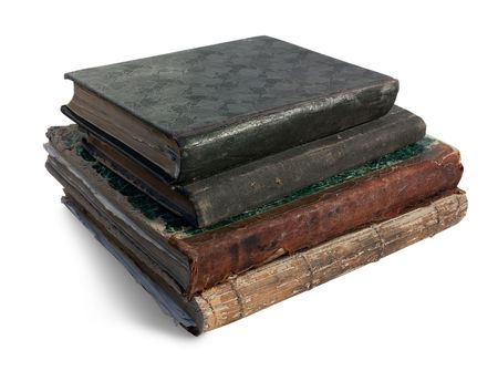 19st century  books. photo