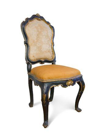 king chair: Vintage chair.