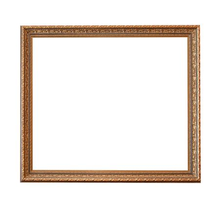Vintage gold picture frame Stock Photo - 5719970