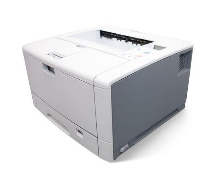 Laser office printer Stock Photo - 6753308