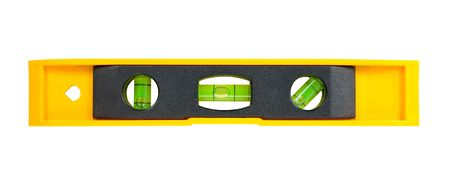 levels: Spirit level Stock Photo