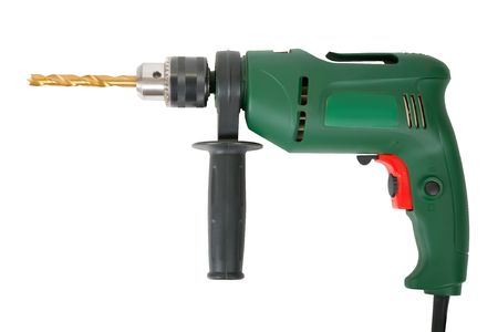 electric drill photo