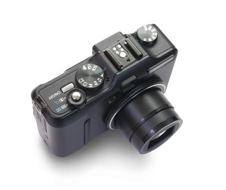 digital photo camera.  photo