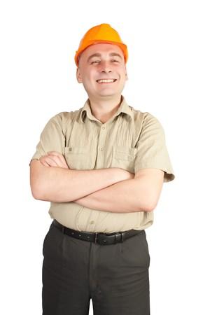 casualy: Happy builder.